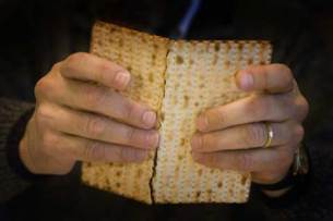 While Others Are opressed, The Matzah Should Be Broken