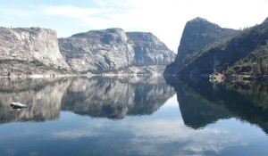 Hetch Hetchy Reservoir - San Francisco's Water Supply